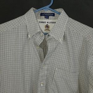 3 for $10.00 - Mens Tommy Hilfiger shirt size 16.5